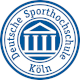 Logo German Sport University Colgone