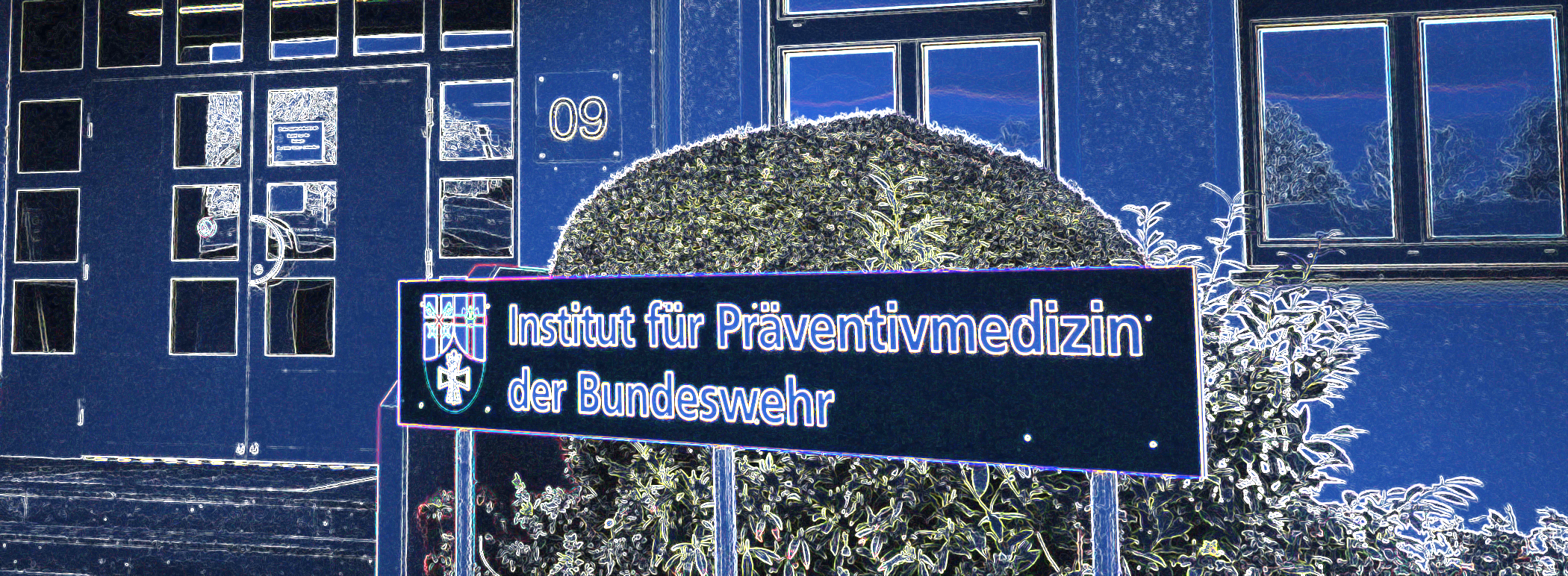 Cover picture - The Bundeswehr Institute for Preventive Medicine